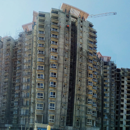 DURGA UNDER CONSTRUCTION