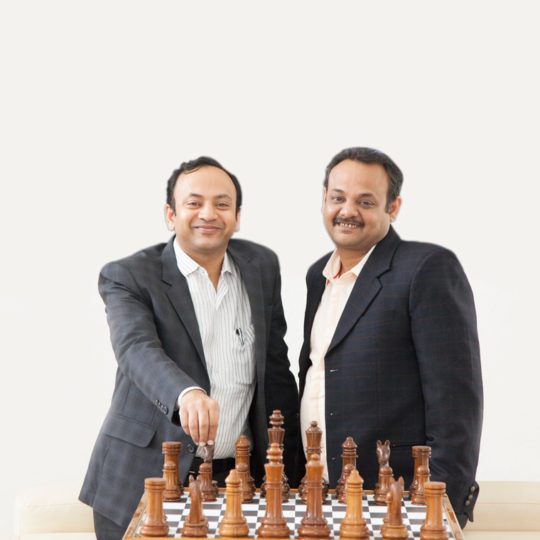 THE PLAYMAKERS – NEERAJ AND NAVNEET JHUNJHUNWALA