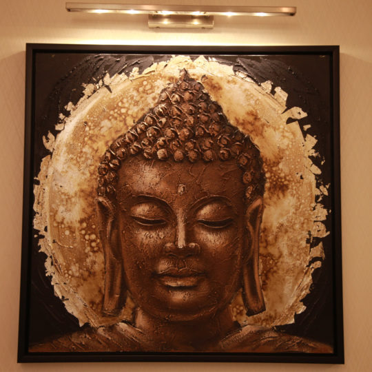 BUDDHA DID NOT NEED THE BODHI .. PEACE RESONATING!